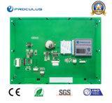 9.7 '' module de TFT LCD de 1024*768 IPS avec l'écran tactile résistif