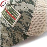 100% хлопок Unifrom военных бейсбола колпачок с Custom липучки патч