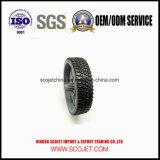 Neumáticos de goma modificados para requisitos particulares alta calidad con la rueda plástica
