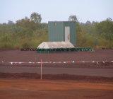 排水処理のプラント膜の生物反応炉の国内汚水処理