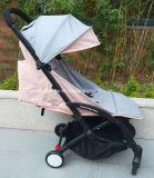 En1888 Yoya Wid plus einen Handfalten-Baby-Spaziergänger
