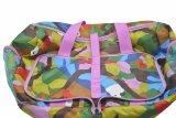 女性および人のためのFoldable旅行ダッフルバッグ