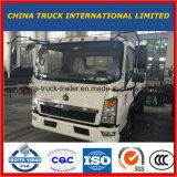 De gloednieuwe Vrachtwagen van de Kipper van de Ton HOWO 3-5 Lichte