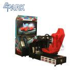高品質のカーレースのゲームセンター機械演劇車のゲーム