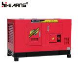 молчком охлаженный водой тепловозный комплект генератора 12kVA (GF2-12kVA)
