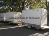 Shanghai Yieson bildete Mobile Van Vehicle