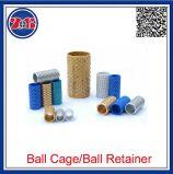 As peças do molde cobre/alumínio/Retentor do compartimento da esfera de aço
