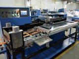 자동 귀환 제어 장치 시스템을%s 가진 기계를 인쇄하는 수화물 가죽 끈 자동적인 스크린