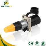 Wasserdichter Draht-elektrischer Klemmenleiste-Verbinder für LED-Bildschirmanzeige