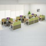 Estação de trabalho de mesa do escritório para 4 Pessoas
