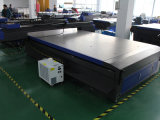 machine à plat UV d'imprimante de grand format de 2m*3m pour la glace