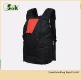 O preto bonito feito sob encomenda do Mens ostenta meninos de Foy da mochila da escola