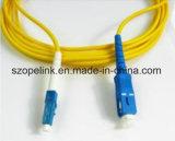 CATVのための光学パッチ・コード及びLAN及び光学アクセスネットワーク