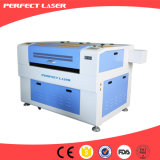 Máquina de madeira dos convites do casamento do corte do laser do acrílico 100W do MDF