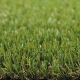 35мм Wshape Artware искусственных травяных газонов