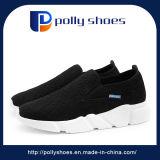 Preiswerter Preis-kundenspezifische bequeme beiläufige Segeltuch-Schuhe für Männer