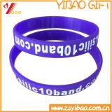 Wristband da borracha de silicone da forma (YB-LY-P-24)