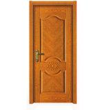 Portello di legno del metallo del portello di Secourity di prezzi all'ingrosso (SX-0021)