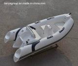 Da casca inflável de Hypalon do bote de Liya 3.8m barco inflável Semi-Rigid