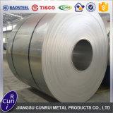 304 2b laminato a freddo i prezzi della bobina dell'acciaio inossidabile