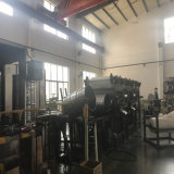 Tambores de óleo de aço inoxidável linha de produção