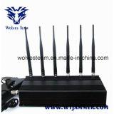 6 de Telefoon van de Cel van de antenne & de Stoorzender van rf (315MHz/433MHz)