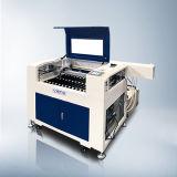 Macchina per incidere del laser del CO2 di alta precisione 5030 6040 9060 1290 per Fabric&MDF&Acrylic 40W 80W 100W 130W 150W