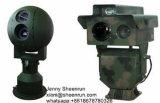 3台のセンサーの長距離森林火災に対する熱IPのカメラシステム