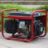 Bison-luftgekühlter kleiner beweglicher Biogas-Generator-Preis für Verkauf