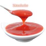La comida halal Vego Marca 340 g Salsa de tomate en botella plástica