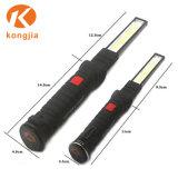 Super Brigt Licht van het Werk van de MAÏSKOLF USB van 180 Graad het Navulbare