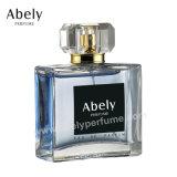Bouteille de parfum en verre personnalisée avec le pulvérisateur par le créateur expérimenté