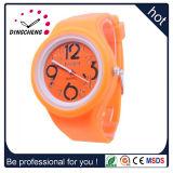 묵 시계 실리콘 아이를 위한 물자 승진 시계