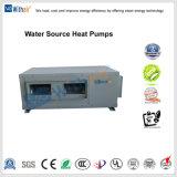 Source d'eau de la pompe à chaleur et de la climatisation avec réfrigérant R410A