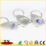 Qualitäts-Abnehmer-Entwurfs-Münzen-Halter Keychain