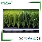Hierba artificial sintetizada del césped del fútbol barato