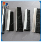 De industriële Borstels van de Strook van de Verbinding van het Bereik van het Weer van het Hiaat van de Bodem van de Deur van het Aluminium