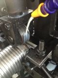 Mangueira do bloqueio da tubulação de exaustão que faz a máquina