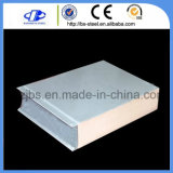 Aço Perpainted composto de espuma de isolamento de metal do tipo sanduíche de EPS