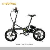 Neues Modell 16 Zoll-kleiner Falz-elektrisches Fahrrad für Erwachsene