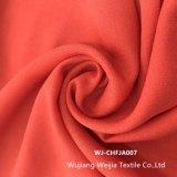50d+50d a imité la mousseline de soie en soie de polyester pour des vêtements