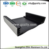 6063 Extrusión de Aluminio para disipador de calor con la norma ISO9001
