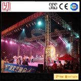 Ферменная конструкция размера ферменной конструкции освещения пользы модного парада изготовленный на заказ алюминиевая сделанная в Китае