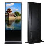 47'' Floorstanding señalización digital Full HD de pantalla de publicidad