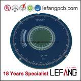 Изготовление доски PCB с линией Operating Enig