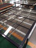 La griglia francese di stile ha progettato la doppia finestra fissa di vetro Tempered