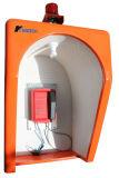 Geräuschunterdrückungsabblasdämpfer-Kiosk-schalldichtes Telefon-Dach RF-13