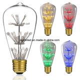 A fábrica A55/A60 LED lâmpada de incandescência da poupança de energia