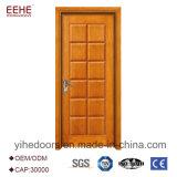 競争価格のエントリ振動固体木のドア