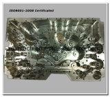 Caixa de alumínio de usinagem CNC, peça usinada
